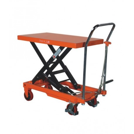 Scissor lift table truck tf30 500mm x 815mm 300kg pallet for Table th td tf