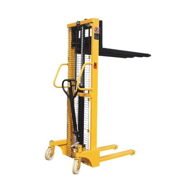 Manual Hydraulic Lift : Standard manual hydraulic stacker efs m lift kg