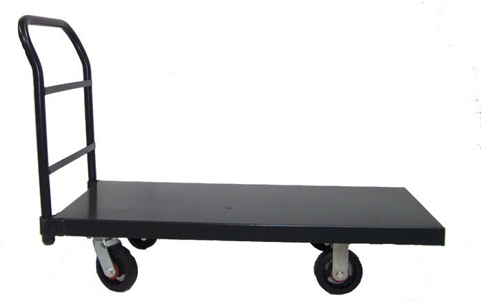 Flatbed Trolley Hi3007 Heavy Duty Metal 500kg Pallet